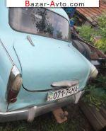 автобазар украины - Продажа 1956 г.в.  Москвич 402