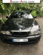 автобазар украины - Продажа 2002 г.в.  BMW 5 Series 525d AT (163 л.с.)