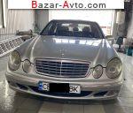 автобазар украины - Продажа 2002 г.в.  Mercedes E