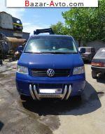 автобазар украины - Продажа 2007 г.в.  Volkswagen Transporter 2.5 TDI Kombi MT (174 л.с.)