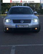 автобазар украины - Продажа 2003 г.в.  Volkswagen Passat 1.8 T MT (150 л.с.)