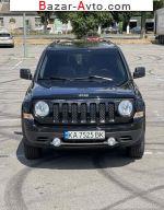 автобазар украины - Продажа 2016 г.в.  Jeep Patriot 2.4 АТ 4WD (175 л.с.)