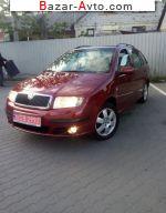 автобазар украины - Продажа 2006 г.в.  Skoda Fabia 1.4 MT (101 л.с.)