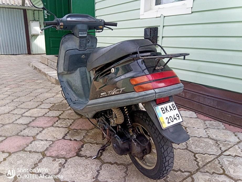 автобазар украины - Продажа 1996 г.в.  HONDA AF 24