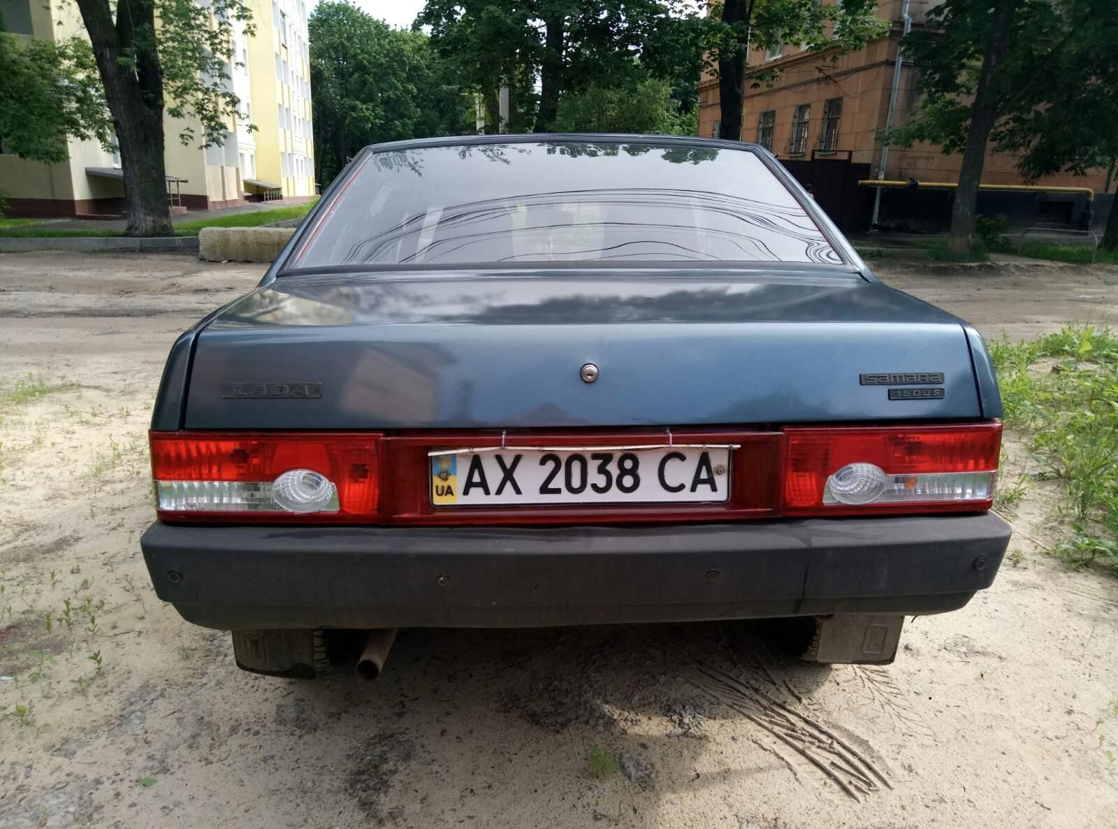 автобазар украины - Продажа 2001 г.в.  ВАЗ 21099