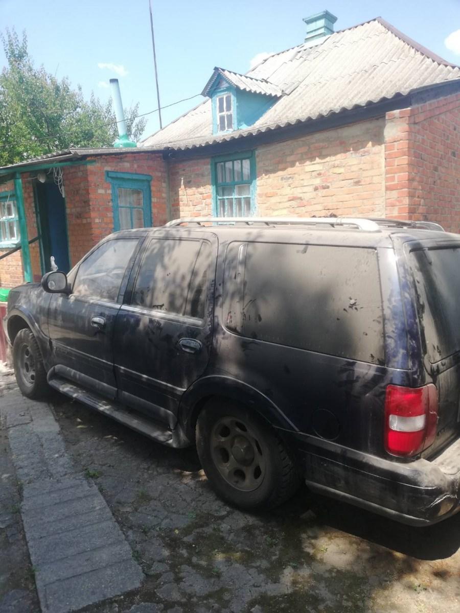 автобазар украины - Продажа 1999 г.в.  Lincoln Navigator