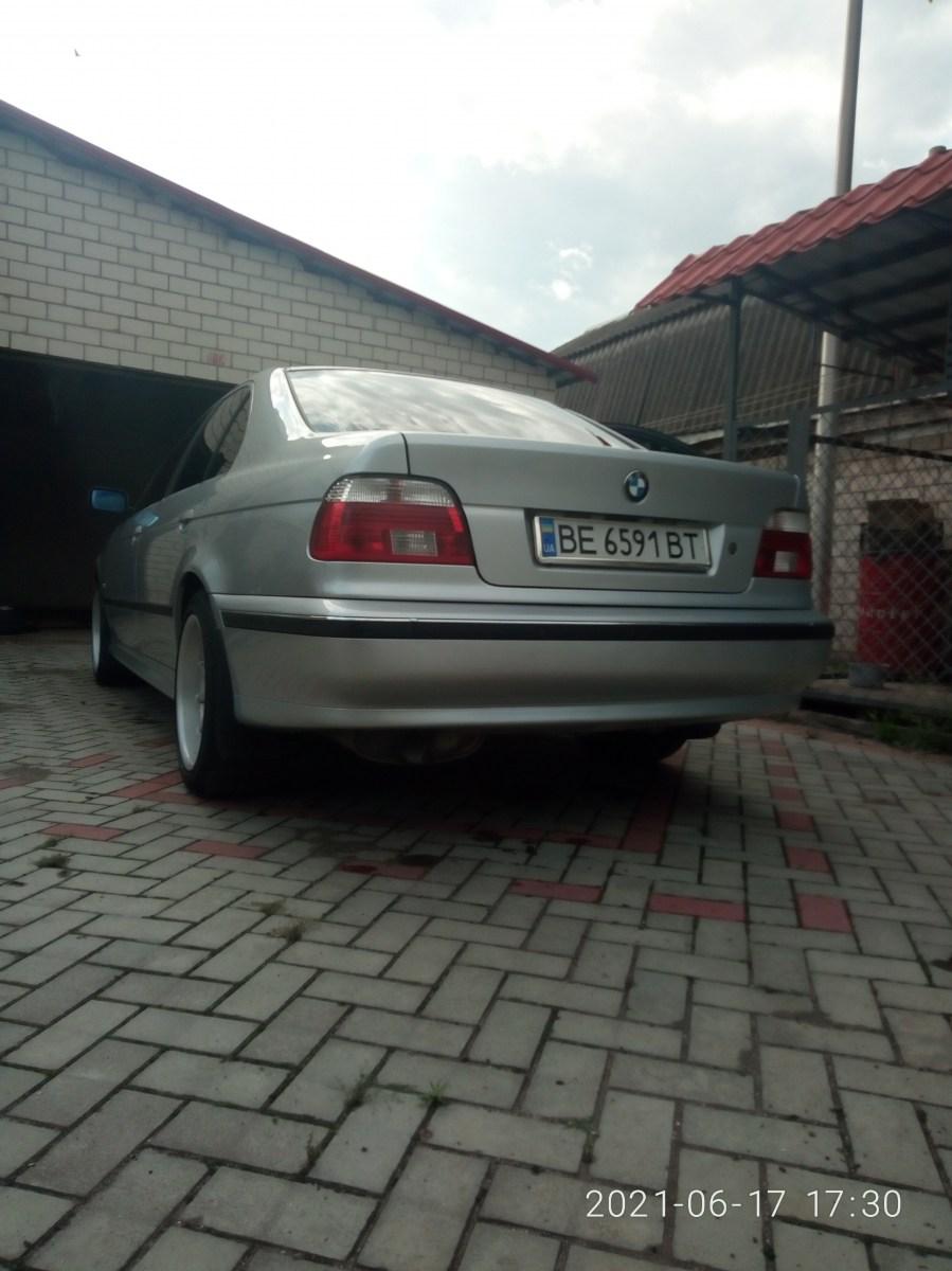 автобазар украины - Продажа 2000 г.в.  BMW 5 Series E39