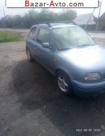 автобазар украины - Продажа 1994 г.в.  Nissan Micra 1.3 MT (75 л.с.)