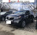 автобазар украины - Продажа 2016 г.в.  KIA Sportage 2.4 GDI AT AWD (182 л.с.)
