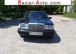автобазар украины - Продажа 1990 г.в.  Mercedes E E 200 Kat 5MT (105 л.с.)