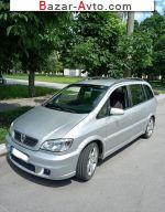 автобазар украины - Продажа 2004 г.в.  Opel Zafira