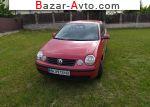 автобазар украины - Продажа 2002 г.в.  Volkswagen Polo