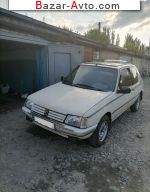 автобазар украины - Продажа 1991 г.в.  Peugeot 205