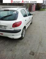 автобазар украины - Продажа 2008 г.в.  Peugeot 206