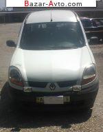автобазар украины - Продажа 2005 г.в.  Renault Kangoo 1.9 D MT (65 л.с.)