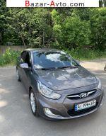 автобазар украины - Продажа 2013 г.в.  Hyundai Accent 1.6 AT (123 л.с.)