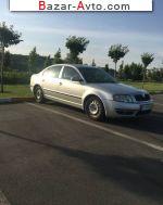 автобазар украины - Продажа 2002 г.в.  Skoda Superb