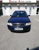 автобазар украины - Продажа 2001 г.в.  Audi A6 2.5 MT quattro (150 л.с.)