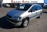 автобазар украины - Продажа 2000 г.в.  Opel Zafira 2.0 DI MT (82 л.с.)