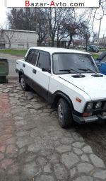 автобазар украины - Продажа 1983 г.в.  ВАЗ 2106 1.3 MT (64 л.с.)
