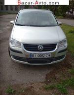 автобазар украины - Продажа 2009 г.в.  Volkswagen Touran