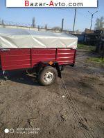 автобазар украины - Продажа 2021 г.в.    Днепр-2501 на рессорах Волга