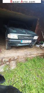 автобазар украины - Продажа 1997 г.в.  Opel Frontera