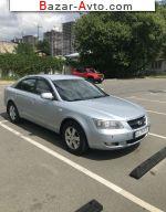 автобазар украины - Продажа 2007 г.в.  Hyundai Sonata 2.4 AT (160 л.с.)