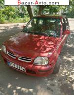 автобазар украины - Продажа 1999 г.в.  Nissan Micra