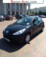 автобазар украины - Продажа 2009 г.в.  Peugeot 206