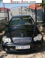 автобазар украины - Продажа 2004 г.в.  Mercedes C