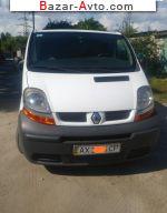 автобазар украины - Продажа 2004 г.в.  Renault Trafic 1.9 dCi L2H2 MT (82 л.с.)