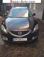 автобазар украины - Продажа 2008 г.в.  Mazda 6 1.8 MT (120 л.с.)