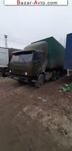 автобазар украины - Продажа 1991 г.в.  КАМАЗ 54112