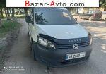 автобазар украины - Продажа 2011 г.в.  Volkswagen Caddy 1.2 TSI MT L2 (105 л.с.)