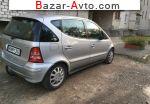 автобазар украины - Продажа 2002 г.в.  Mercedes A A 140 AT (82 л.с.)