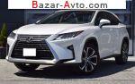 автобазар украины - Продажа 2019 г.в.  Lexus RX 200t AT AWD (238 л.с.)
