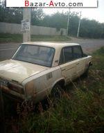 автобазар украины - Продажа 1981 г.в.  ВАЗ 2106