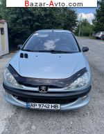 автобазар украины - Продажа 2004 г.в.  Peugeot 206