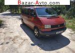 автобазар украины - Продажа 1998 г.в.  Volkswagen Transporter 2.5 TDI L MT (102 л.с.)