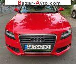 автобазар украины - Продажа 2012 г.в.  Audi A4 2.0 TFSI multitronic (225 л.с.)