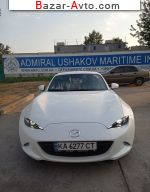 автобазар украины - Продажа 2021 г.в.  Mazda MX-5