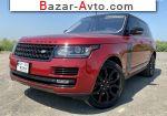 автобазар украины - Продажа 2014 г.в.  Land Rover Range Rover 3.0 V6 Supercharged AT AWD (340 л.с.)