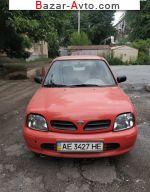 автобазар украины - Продажа 1998 г.в.  Nissan Micra