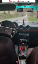 автобазар украины - Продажа 1984 г.в.  Mercedes E E 200 D 4MT (55 л.с.)