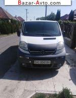 автобазар украины - Продажа 2006 г.в.  Opel Vivaro