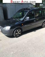 автобазар украины - Продажа 2002 г.в.  Opel Combo 1.7 DTI MT (75 л.с.)