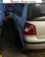 автобазар украины - Продажа 2003 г.в.  Volkswagen Polo 1.4 16V AT (75 л.с.)