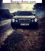 автобазар украины - Продажа 2000 г.в.  Mercedes E 430 5G-Tronic (279 л.с.)