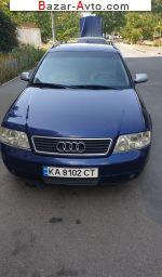 автобазар украины - Продажа 2001 г.в.  Audi A6 1.9 TDI 5MT (130 л.с.)